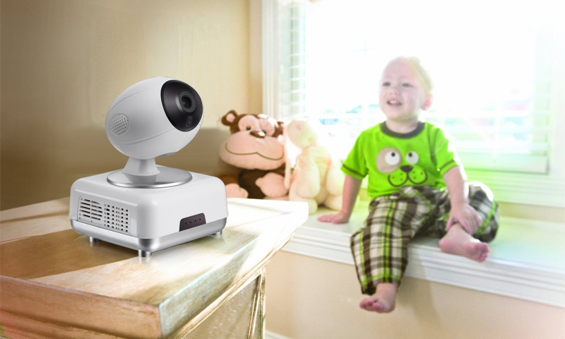 WiFi HD Camera Baby Monitor