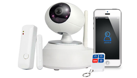 Wireless Home Security Starter Kit