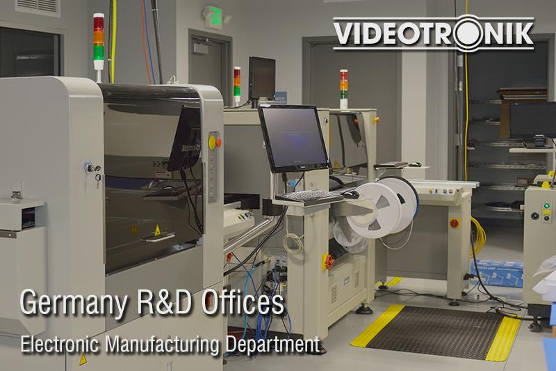 Germany R&D Offices - Electronic Manufacturing Department