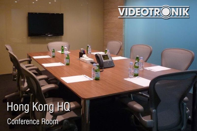 Hong Kong HQ - Conference Room